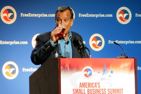 Jim Koch Sam Adams Beer